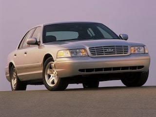 Ford Crown Victoria general form