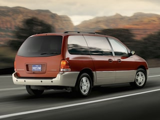 Ford Freestar back view