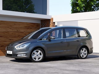 Ford Galaxy side view