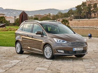 Ford Grand C-Max general form
