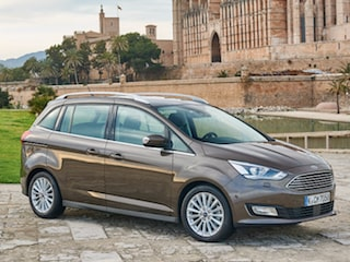 Ford Grand C-Max side view
