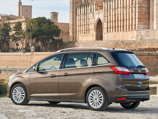 Ford Grand C-Max back view