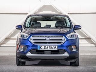 Ford Kuga general form