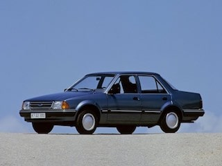 Ford Orion side view