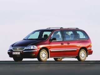 Ford Windstar side view