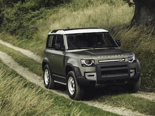 Land Rover Defender general form