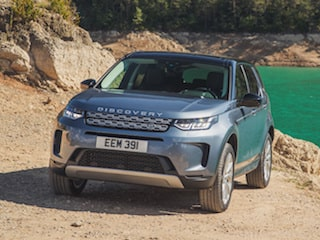 Land Rover Discovery Sport general form