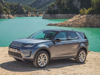 Land Rover Discovery Sport side view