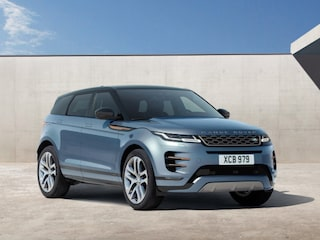 Land Rover Range Rover Evoque general form