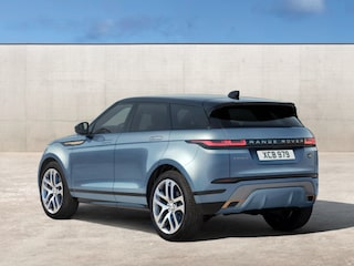 Land Rover Range Rover Evoque back view