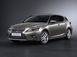 Lexus CT general form