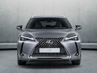 Lexus UX general form