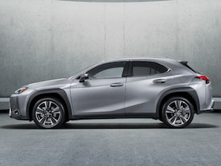 Lexus UX side view