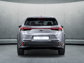 Lexus UX back view