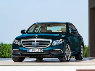 Mercedes-Benz E-Class general form