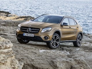 Mercedes-Benz GLA general form