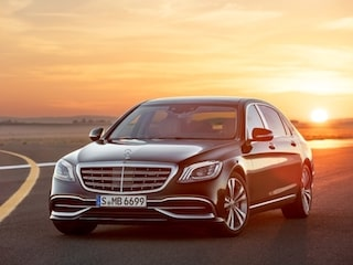 Mercedes-Benz Maybach S-Class general form