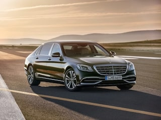 Mercedes-Benz Maybach S-Class side view