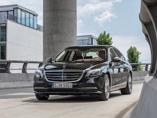 Mercedes-Benz S-Class general form