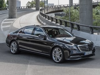 Mercedes-Benz S-Class side view