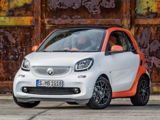 Smart ForTwo general form