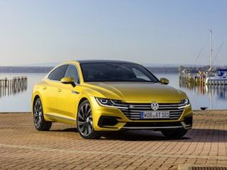 Volkswagen Arteon general form