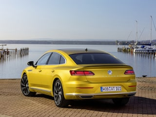 Volkswagen Arteon back view