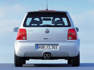 Volkswagen Lupo back view
