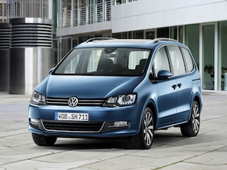 Volkswagen Sharan general form